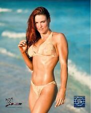 Lita WWE Diva Posed Swimsuit Photo GL201 (Select Size)