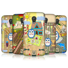 HEAD CASE SCRAPBOOK PENGUIN CASE FÜR MOTOROLA MOTO G 2ND GEN