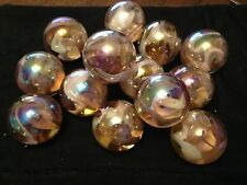 HOM Glass Marbles 35mm Fairy Collectors or traditional game solitair