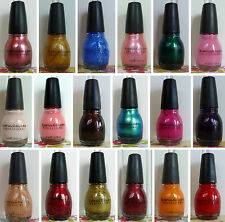 ONE NEW SINFUL COLORS NAIL ENAMEL POLISH  - YOU PICK!