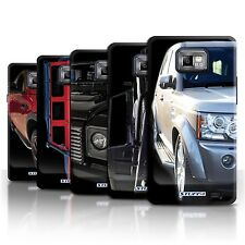 STUFF4 Back Case/Cover/Skin for Samsung Galaxy S2/SII/4x4 Land Rover