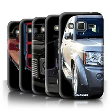 STUFF4 Back Case/Cover/Skin for Samsung Galaxy Core Prime/4x4 Land Rover