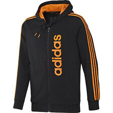 adidas Essentials Linage FZ Logo Hoodie / Hooded Full Zip (F48270) rrp £55
