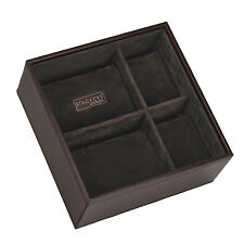 Mens Stackers Jewellery Storage Trays in Brown various styles