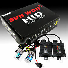 Xenon HID conversion Kit 35W 55W H1/3/7/ H8/9/11 H13 HB3 HB4 9004 9007 Headlight