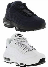 New Nike Air Max 95 Mens White Trainers Shoes Size UK 7-11