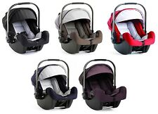 Nuna Baby Pipa Ultra Lightweight Infant Car Seat with Base NEW 5 COLOR CHOICE