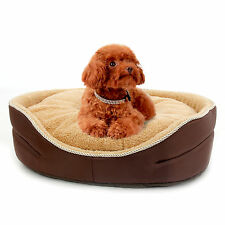 Dog Bed Pet Cat Bed Puppy Cushion House Pet Soft Warm Kennel Dog Mat Blanket