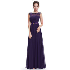Ever Pretty Elegant Lace Long Party Prom Bridesmaid Evening Formal Dress 08505