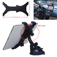 "Universal Car Windshield Desk Mount Holder For iPad Fit All 7"" ~ 11"" Tablets PC"