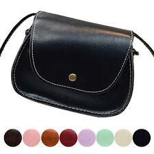Fashion Promotional Retro Women Messenger Bags Shoulder Bag Leather Crossbody