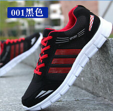 New Men's Smart Casual fashion shoes breathable sneakers running shoes