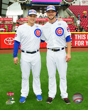 Anthony Rizzo & Kris Bryant Chicago Cubs 2015 MLB All Star Game Photo SD041