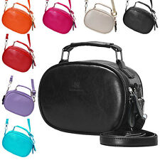 Fashion Womens Mini Handbags Vintage Messenger Bag leather Small Shoulder Bag