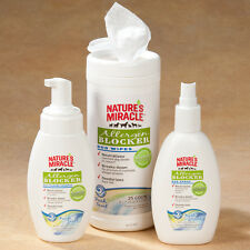 Nature's Miracle Allergen Blocker Dog Shampoo, Spray and Wipes