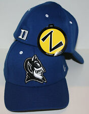 Duke Blue Devils Blue DHS Flex Fitted Hat by Zephyr