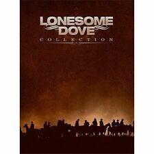 Lonesome Dove Collection [8 Discs] DVD Region 1, NTSC
