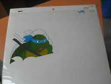 TEENAGE MUTANT NINJA TURTLES Animation Production  Cel TMNT 289 b4  Leonardo