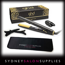 ghd Hair Straightener MK5 GOLD CLASSIC Standard V +/- Heat Mat  +/- 2 Hair Clips