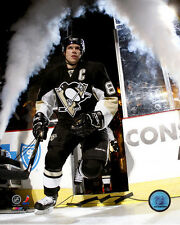 Sidney Crosby Pittsburgh Penguins Licensed Fine Art Prints (Select Photo & Size)