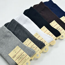 New 12 pair Mens Cotton Socks Low Cut Ankle Socks Crew Sock One Size Socks