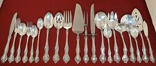 Reed & Barton WISTERIA Silver Plated Silverware Flatware Pieces YOUR CHOICE