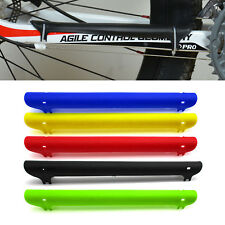 Cycling Bicycle Bike Chain Chainstay Protector Care Cover Guard Strong Plastic