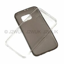 Ultra Thin Transparent Soft Gel Silicone Mobile Case Cover For iPhone Models