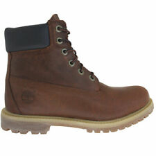 Timberland Classic 6 Inch Premium Womens Waterproof Leather Boots 8231A D27