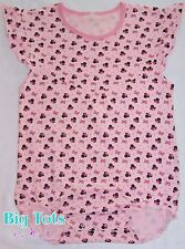 Adult Baby Ruffled Minnie Mouse Cotton Spandex Bodysuit *Big Tots by MsL*  abdl