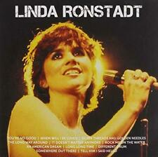 Icon - Ronstadt,Linda New & Sealed CD-JEWEL CASE Free Shipping