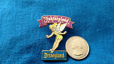 LOT/SET OF 1 DISNEY PIN 52141 DLR - Lands Series 2007 - Fantasyland Tinker Bell