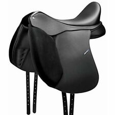 Wintec 500 Dressage Saddle Flocked- Black- Various Sizes- FREE ACCESSORIES