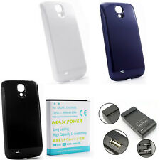 3030mAh 6000mAh Extended Li-ion Phone Battery For Samsung Galaxy S4 SIV i9500