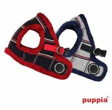 Choose Size & Color - PUPPIA - SCHOLASTIC - Soft Dog Puppy Step In Harness Vest