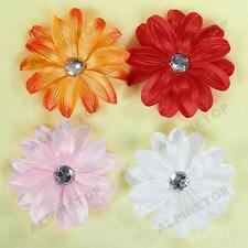 Lady Bridal Glirs Baby Lily Flower Hair Clip Pin Bow Brooch