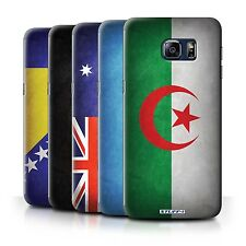 STUFF4 Back Case/Cover/Skin for Samsung Galaxy S6 Edge+/Plus/Flags