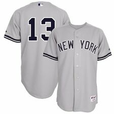 2015 Alex Rodriguez New York Yankees Authentic On-field Grey Road Jersey