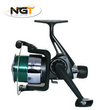 NGT TZ20R / 40R / 60R All Purpose Fixed Spool Coarse Fishing Reel with 8lb Line