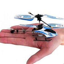 GYRO Metal 3-Channel Mini RC 6025-1 Helicopter 11cm