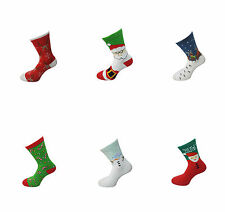 Ladies Christmas Socks Girls Christmas Socks Ladies Novelty Christmas Socks New