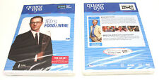 Queer Eye for the Straight Guy - Ted's Food and Wine 2 DVD set *NEW*
