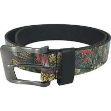 Marvel Comics - Comic Strip Adult Size Belt - New & Official With Tag