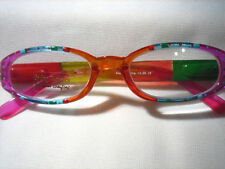 Colorful HAND PAINTED READING GLASSES  #1071HP