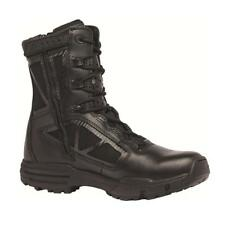 Belleville 918z Tactical Research Chrome Side Zip Hot Weather Black 8 inch Boot