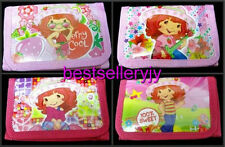 Wholesale 12Pcs Strawberry girl Children Purses Wallets bags Christmas Gifts