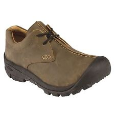 Keen Mens Boston Iii Walking Shoes Hiking Boots Sport Footwear Trainers Lace Up