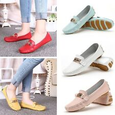 New Women Summer Casual Flat Shoes Loafers Slip On Ballet Flats Oxfords Sandals