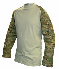 All Terrain Tiger Stripe Camo Tactical Response Combat Shirt by TRU-SPEC 2556