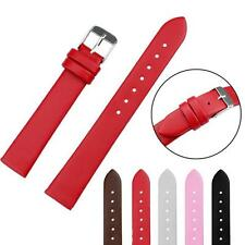 16mm/20mm Women Fashion Leather Watch Strap Band 20cm Leather band high quality